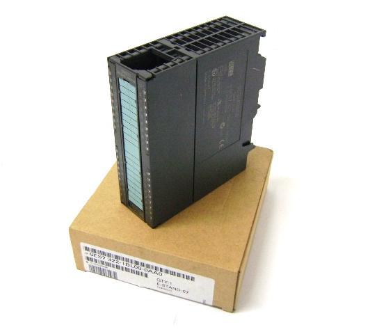 Siemens SIMATIC s7 modulo di output digitale 6es7322-1bh01-0aa0//6es7 322-1bh01-0aa0